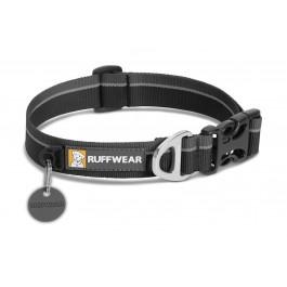Ruffwear collier Hoopie Collar noir 36-43cm chien - La Compagnie Des Animaux