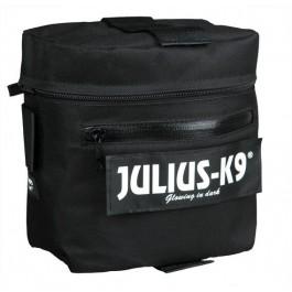 Julius K9 - 2 Sacoches noires ( pour la taille XL ) - La Compagnie Des Animaux