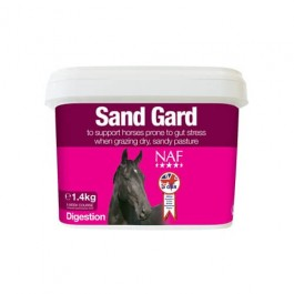 Naf Sand Gard 1,4 kg - La Compagnie Des Animaux