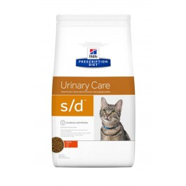 Hill's Prescription Diet Feline S/D 1.5 kg - La Compagnie Des Animaux