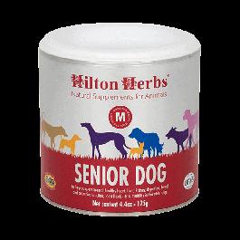 Hilton Herbs Senior Dog Chiens 125 g - La Compagnie Des Animaux