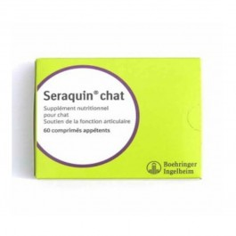 Seraquin Chat 60 cps - La Compagnie Des Animaux