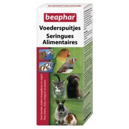 Beaphar Seringues alimentaires 2 x 14 ml - La Compagnie Des Animaux