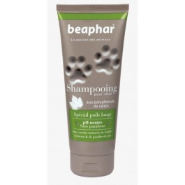 Beaphar shampooing Premium Chat Poils Longs 200 ml - La Compagnie Des Animaux
