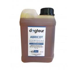 Offre Dogteur: 1 Shampooing PRO Dogteur Abricot 1 L acheté = 1 gant de toilettage offert - La Compagnie Des Animaux