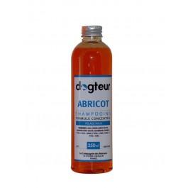 Offre Dogteur: 1 Shampooing PRO Dogteur Abricot 250 ml acheté = 1 gant de toilettage offert - La Compagnie Des Animaux