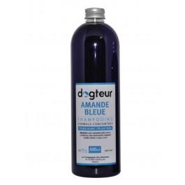 Offre Dogteur: 1 Shampooing PRO Dogteur Amandes bleues 500 ml acheté = 1 gant de toilettage offert - La Compagnie Des Animaux