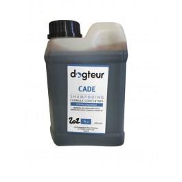 Offre Dogteur: 1 Shampooing PRO Dogteur Cade 1 L = 1 gant de toilettage offert - La Compagnie Des Animaux