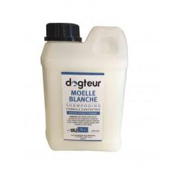 Offre Dogteur: 1 Shampooing PRO Dogteur Moelle Blanche 1 L acheté = 1 gant de toilettage offert - La Compagnie Des Animaux