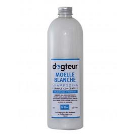 Offre Dogteur: 1 Shampooing PRO Dogteur Moelle Blanche 500 ml acheté = 1 gant de toilettage offert - La Compagnie Des Animaux