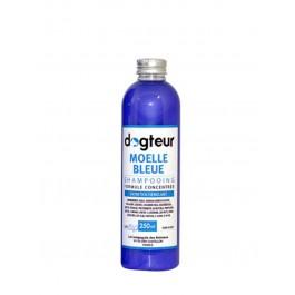 Offre Dogteur: 1 Shampooing PRO Dogteur Moelle Bleue 250 ml acheté = 1 gant de toilettage offert - La Compagnie Des Animaux