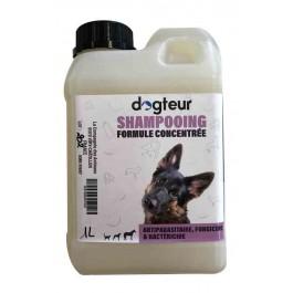 Offre Dogteur: 1 Shampooing PRO Dogteur Soufre 1 L acheté = 1 gant de toilettage offert - La Compagnie Des Animaux
