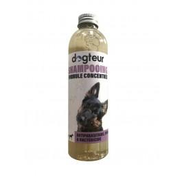 Offre Dogteur: 1 Shampooing PRO Dogteur Soufre 250 ml = 1 gant de toilettage offert - La Compagnie Des Animaux