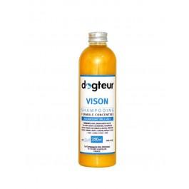 Offre Dogteur: 1 Shampooing PRO Dogteur Vison 250 ml acheté = 1 gant de toilettage offert - La Compagnie Des Animaux