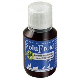 Solufroid 100 ml  - La Compagnie Des Animaux