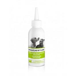 Frontline Pet Care Solution nettoyante oculaire 125 ml - La Compagnie Des Animaux