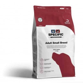 Specific chien CXD-S Adult Small Breed 2.5 kg - La Compagnie Des Animaux