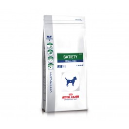 Royal Canin Veterinary Diet Dog Satiety Support Small Dog SSD30 8 kg  - La Compagnie Des Animaux