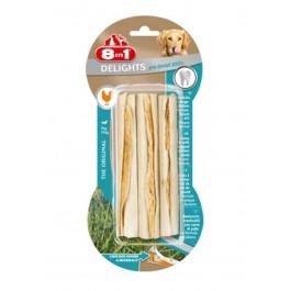 8in1 Delights Pro Dental pour chien 3 Sticks - La Compagnie Des Animaux