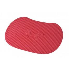 United Pets Tapis pour Maison de Toilette Paw Pad pour Chat MINU 26 x 36 cm rouge - La Compagnie Des Animaux