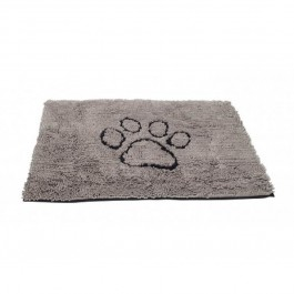 DGS Dirty Dog Doormats Tapis gris M - La Compagnie Des Animaux