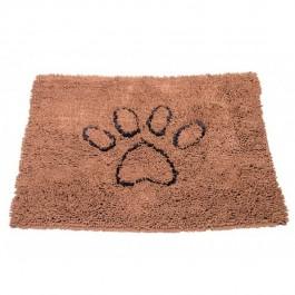 DGS Dirty Dog Doormats Tapis marron L - La Compagnie Des Animaux