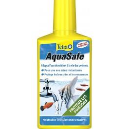 Tetra AquaSafe 250 ml - La Compagnie Des Animaux