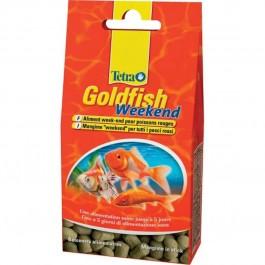 Tetra Goldfish Weekend Sticks x 40 - La Compagnie Des Animaux