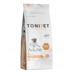 Tonivet Adult Mini croquettes pour chien 3 kg - La Compagnie Des Animaux