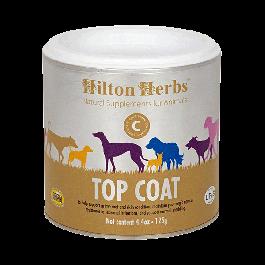 Hilton Herbs Top Coat Peau Chien 125 g - La Compagnie Des Animaux