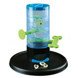 Dog Activity Tricky Tower - La Compagnie Des Animaux
