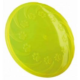 Trixie Dog Disc TPR flottant 22 cm - La Compagnie Des Animaux
