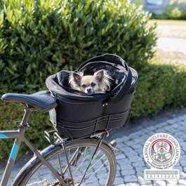 Trixie Biker Bag Sac de transport pour chien sur porte bagage 35 × 28 × 29 cm - La Compagnie Des Animaux