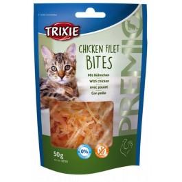 Trixie Premio Chicken Filet Bites pour chat 50 g - La Compagnie Des Animaux