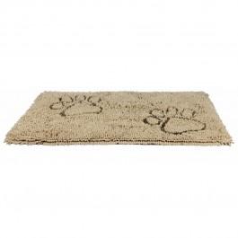 Trixie Tapis absorbant anti-saletés beige pour chien 80 × 55 cm - La Compagnie Des Animaux