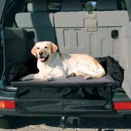 Trixie lit pour coffre de voiture 95 x 75 cm - La Compagnie Des Animaux