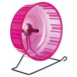 Trixie Roue d'exercice pour petit rongeur rose - La Compagnie des Animaux