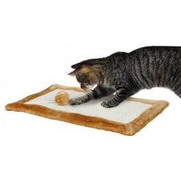 Trixie tapis griffoir brun 55 x 35 cm - La Compagnie Des Animaux