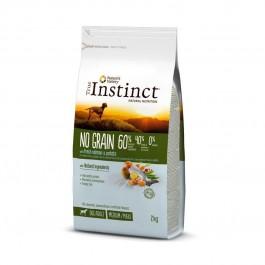 True Instinct No Grain Medium Maxi Adult Saumon 2 kg - La Compagnie Des Animaux