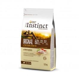 True Instinct Original au poulet chaton 1,25 kg - La Compagnie Des Animaux