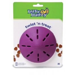 Busy Buddy Twist'n Treat Jouet friandise Chien M - La Compagnie Des Animaux