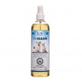 Uri-Clean Spray contre les odeurs d'urines animales 500 ml - La Compagnie Des Animaux
