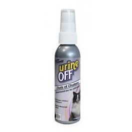 Urine Off Chat Spray 118 ml - La Compagnie Des Animaux