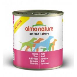 Almo Nature Chien Classic Veau 12 x 280 grs - La Compagnie Des Animaux