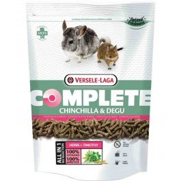 Chinchilla Complete 500 g - La Compagnie Des Animaux
