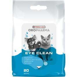 Versele Laga Oropharma Lingettes nettoyantes yeux - La Compagnie Des Animaux