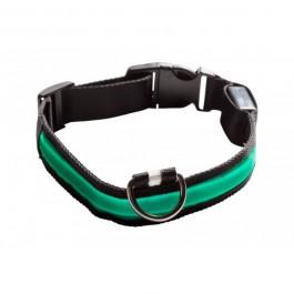 Eyenimal Light Collar vert S - La Compagnie Des Animaux