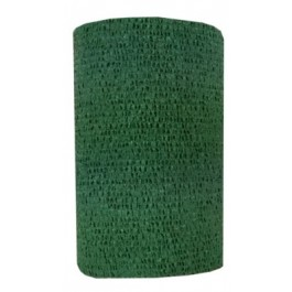 Bandes Cohésives 7.5 cm Vert - La Compagnie Des Animaux