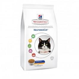 Hill's VetEssentials Neutered Cat Mature Poulet 1.5 kg - La Compagnie Des Animaux