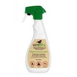 Vetebiol Répulsif Naturel Cheval 500 ml - La Compagnie Des Animaux
